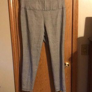 Worthington women's size 18 W leggings NWT